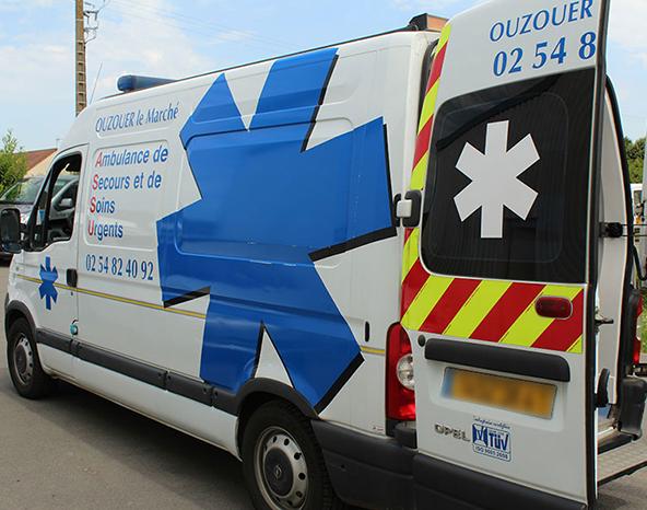 Equipe Ambulance d'Ouzouer
